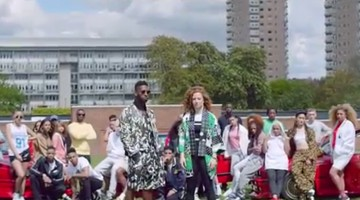 New Video: Tinie Tempah ft. Jess Glynne – Not Letting Go