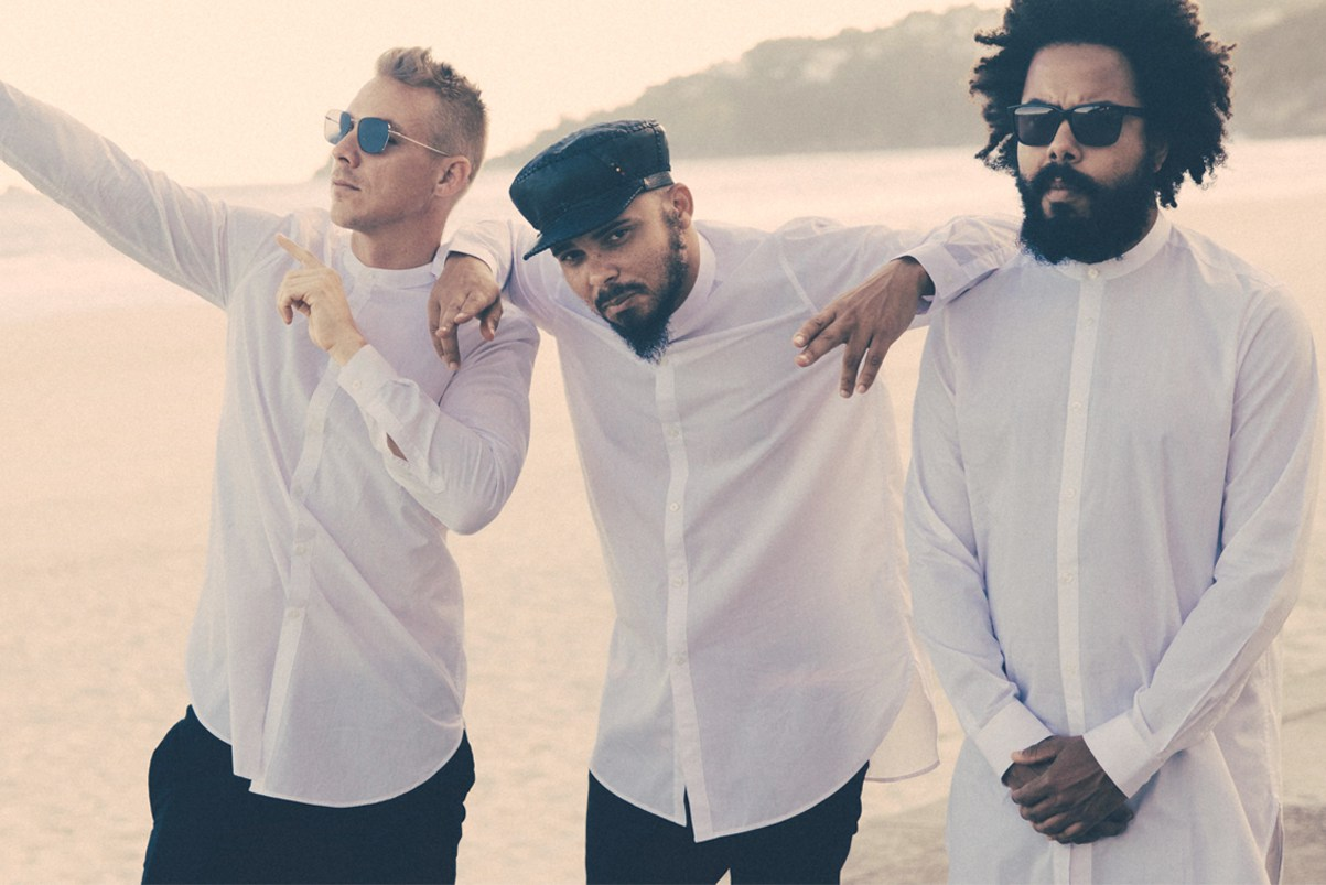 NandoLeaks New Music: Major Lazer & MOTi - Boom (feat  Ty