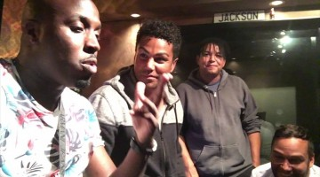 WHY YOU HAVE TO BE AT THE 3T INTIMATE SHOWCASE IN AMSTERDAM?!!