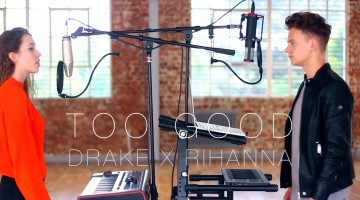 DisCover: Connor Maynard covers: Drake – Too Good (feat. Rihanna)