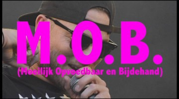 NandoLeaks New Music: Gers Pardoel – M.O.B. freestyle (Prod. by Mickey Bars)
