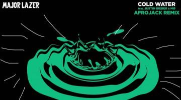 NandoLeaks New Music: Major Lazer – Cold Water (feat. Justin Bieber & MØ) (Afrojack Remix)