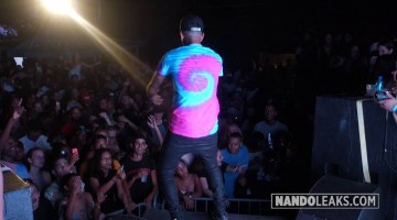 URBAN FESTIVAL CURACAO 2016: Performances (Ronnie Flex, SBMG, FRENNA)