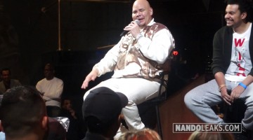 NANDOLEAKS: FAT JOE : HOW 'LEAN BACK' ALMOST BECAME A GIRL RECORD!?