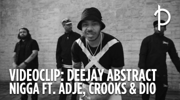 NandoLeaks New Video: Deejay Abstract – Nigga ft. Adje, Dio & Crooks (Prod. Deejay Abstract)