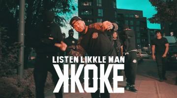 NandoLeaks New Video: K Koke [@KokeUSG] – Listen Likkle Man