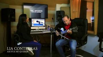 DisCover: LIA CONTRERAS – Así fue mi querer (Cover)
