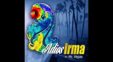 "NandoLeaks: DanceHall Legend Mr. Vegas drops song about Hurricane ""Adios Irma"""