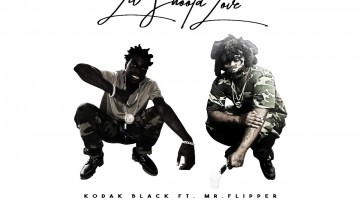 NANDOLEAKS NEW MUSIC: KODAK BLACK FEAT. MR. FLIPPER – 'LIL SHOOTA LOVE'