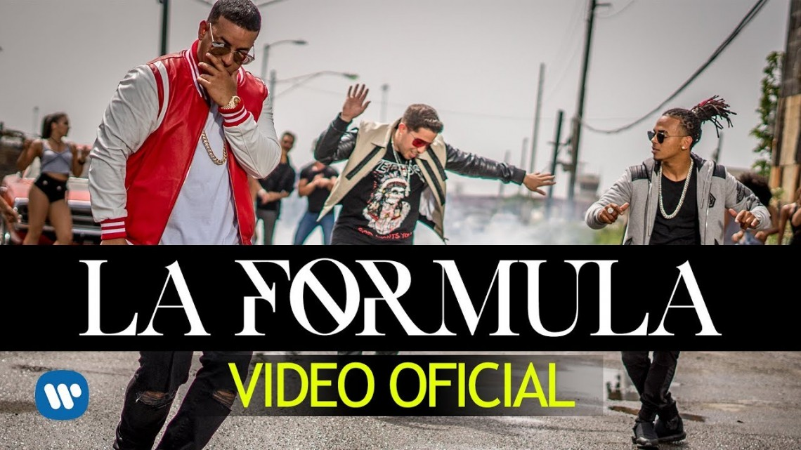 NandoLeaks New Video: De La Ghetto, Daddy Yankee, Ozuna & Chris Jeday – La Formula