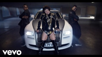 NandoLeaks New Video: Fergie – Like It Ain't Nuttin'