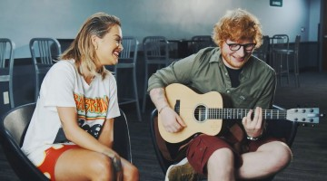 NandoLeaks New Video : Rita Ora   Your Song (ft. Ed Sheeran)