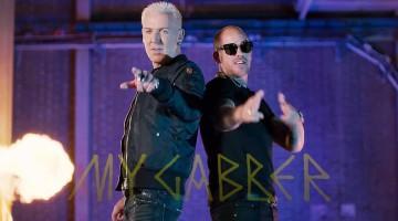 NandoLeaks New Video: Scooter & Jebroer – My Gabber (Prod. Rät N FrikK)