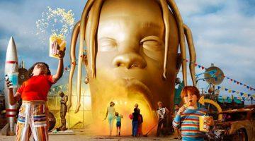 NANDOLEAKS NEW MUSIC: STREAM TRAVIS SCOTT'S NEW ALBUM 'ASTROWORLD'