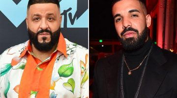 NANDOLEAKS NEW MUSIC : DJ KHALED AND DRAKE TEAM UP ON 'POPSTAR' AND 'GREECE'